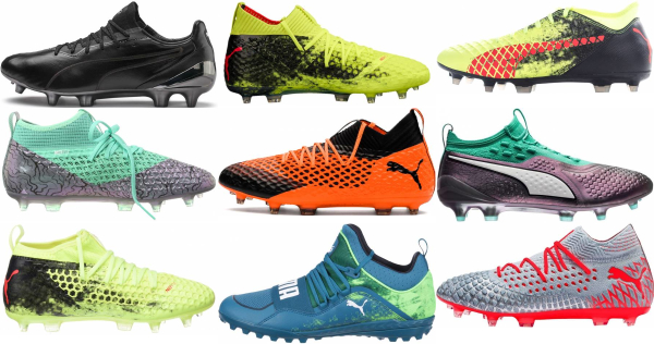 buy puma flexible ground soccer cleats for men and women