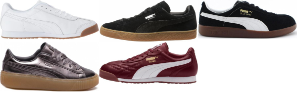 buy puma gum sole sneakers for men and women