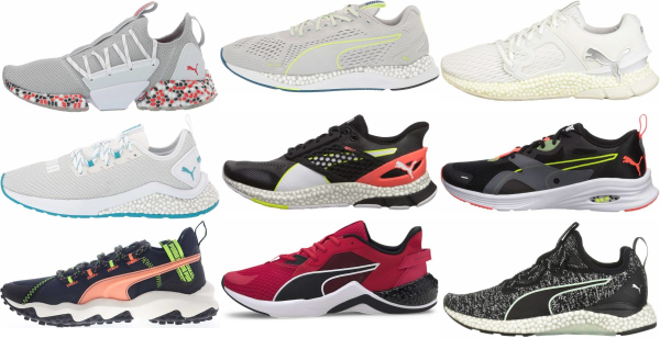 buy puma hybrid running shoes for men and women