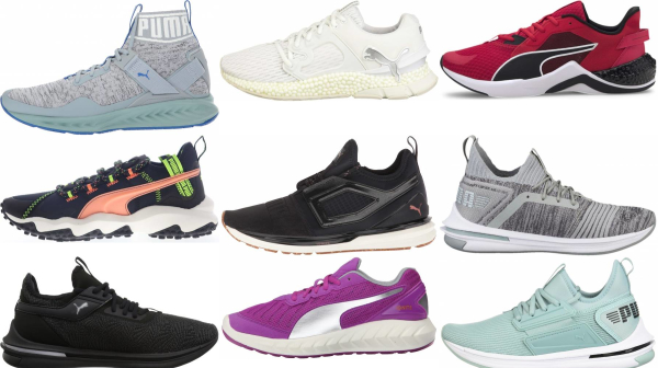 buy puma ignite running shoes for men and women