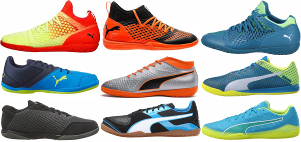 buy puma indoor soccer cleats for men and women