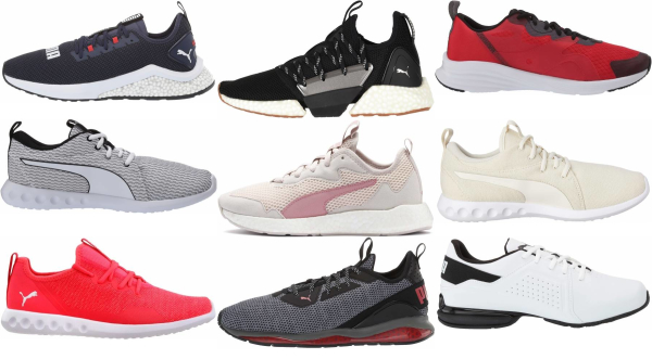 buy puma low drop running shoes for men and women