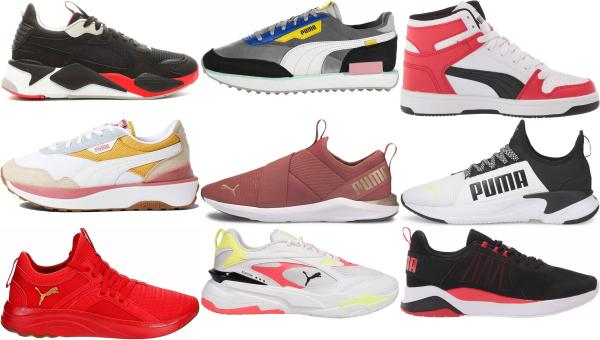 buy puma mesh sneakers for men and women