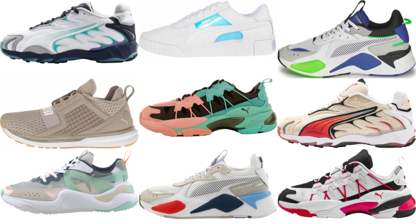 buy puma reflective sneakers for men and women