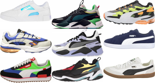 buy puma retro sneakers for men and women