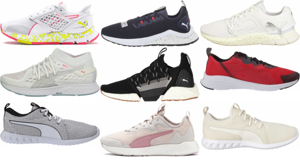 buy puma road running shoes for men and women