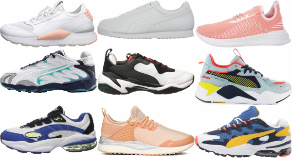 buy puma running sneakers for men and women