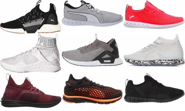 buy puma slip-on running shoes for men and women