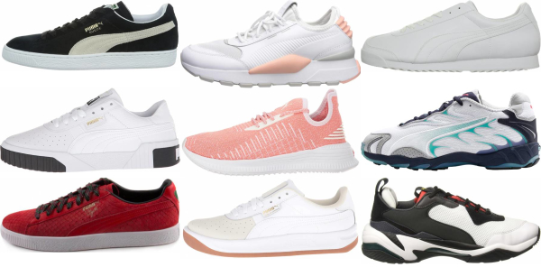 Save 54% on Puma Sneakers (285 Models