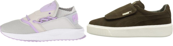 buy puma strap sneakers for men and women