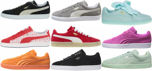 buy puma suede sneakers for men and women