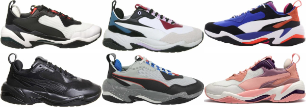 buy puma thunder sneakers for men and women