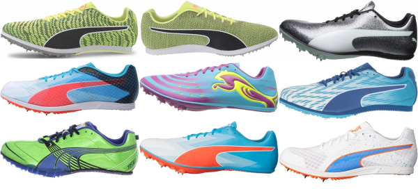 buy puma track & field shoes for men and women