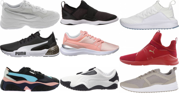 buy puma training sneakers for men and women