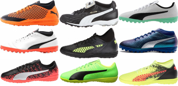 buy puma turf soccer cleats for men and women