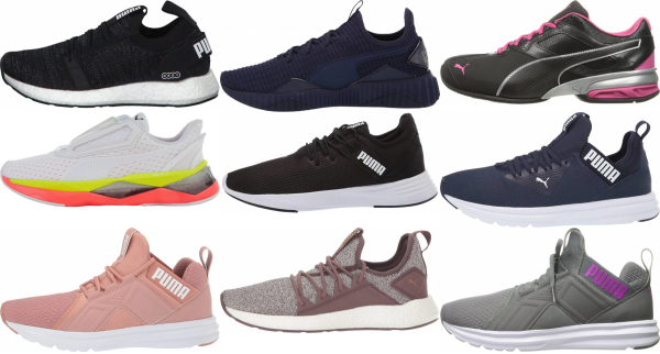 buy puma workout shoes for men and women