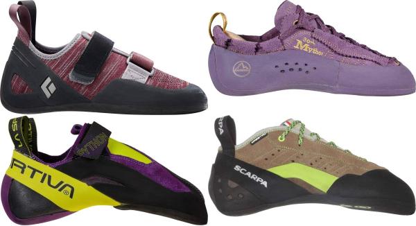 buy purple climbing shoes for men and women