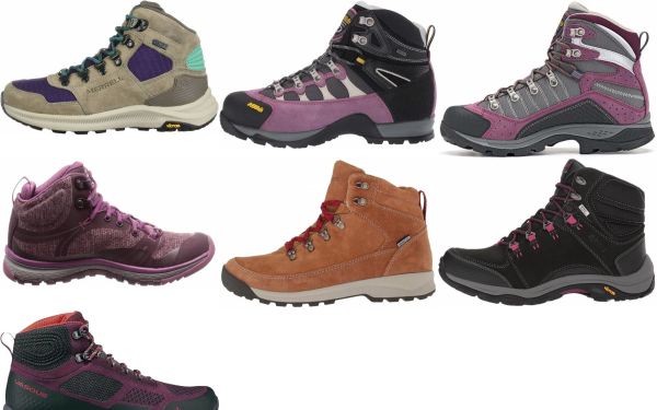 buy purple day hiking boots for men and women