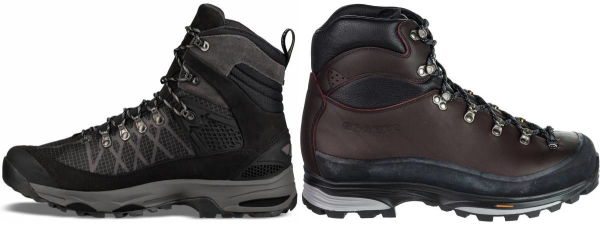 buy purple high cut hiking boots for men and women