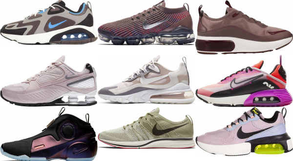 buy purple nike sneakers for men and women