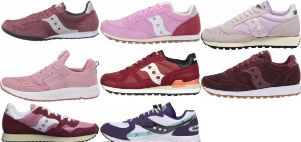 buy purple saucony sneakers for men and women