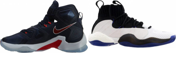 buy purple slip-on basketball shoes for men and women