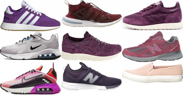 buy purple summer sneakers for men and women