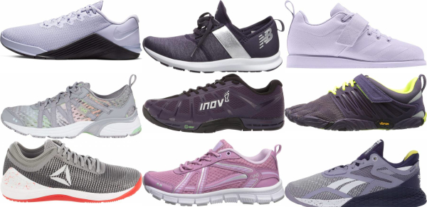 buy purple training shoes for men and women