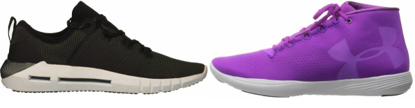 buy purple under armour sneakers for men and women