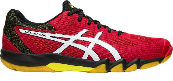 buy red badminton shoes for men and women