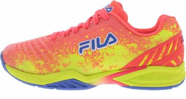 buy red fila tennis shoes for men and women