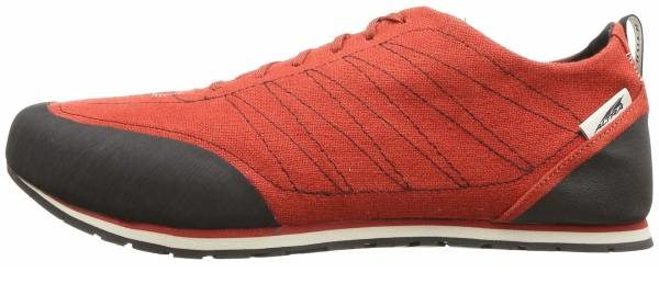 buy red lightweight approach shoes for men and women