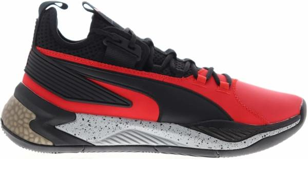 buy red puma basketball shoes for men and women