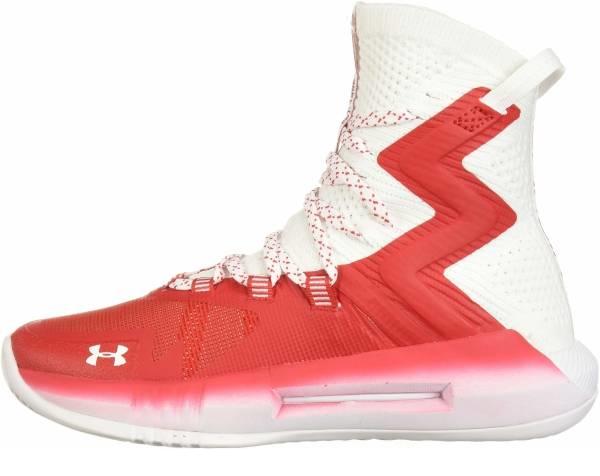 buy red under armour volleyball shoes for men and women