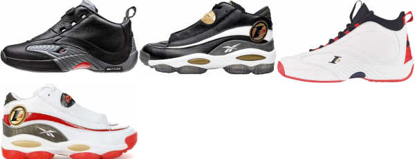 buy reebok answer basketball shoes for men and women