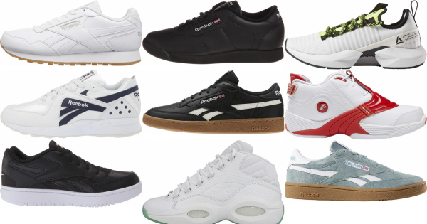 buy reebok classics sneakers for men and women