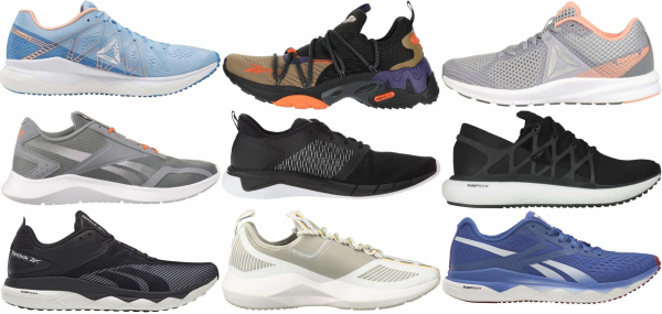 buy reebok competition running shoes for men and women