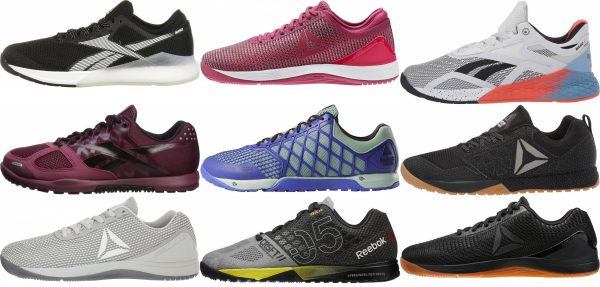 buy reebok crossfit nano training shoes for men and women