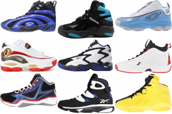 buy reebok high basketball shoes for men and women