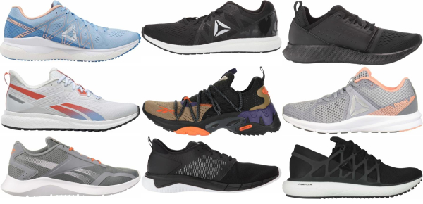 buy reebok neutral running shoes for men and women