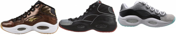 buy reebok question basketball shoes for men and women