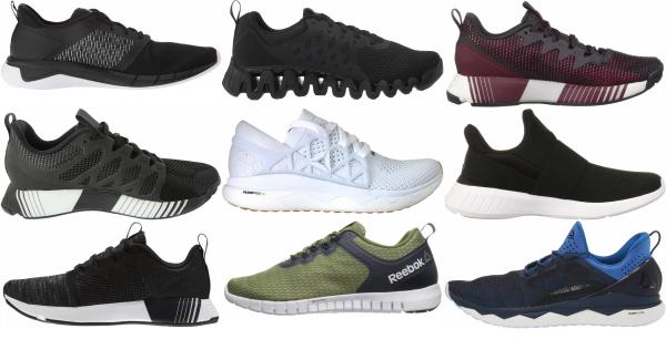 buy reebok slip-on running shoes for men and women