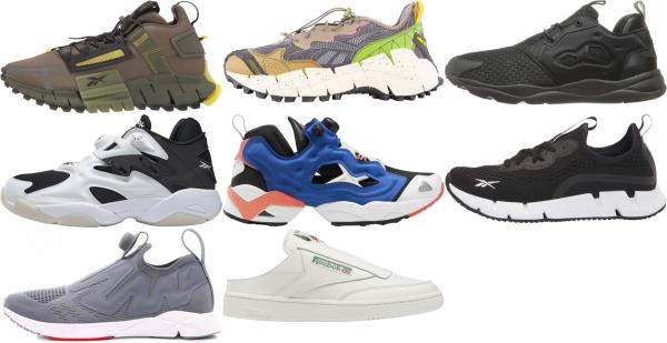 buy reebok slip-on sneakers for men and women