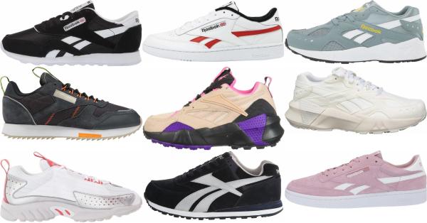 buy reebok suede sneakers for men and women