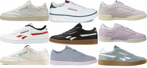 buy reebok tennis sneakers for men and women