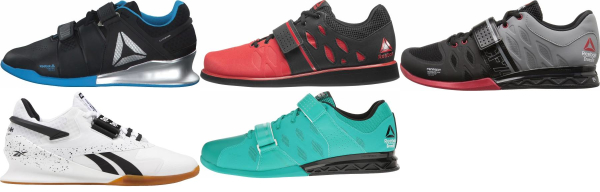 buy reebok weightlifting shoes for men and women