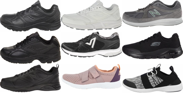 buy removable insole walking shoes for men and women