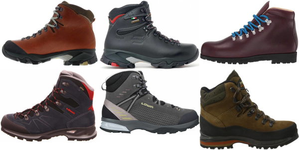 buy resoleable hiking boots for men and women