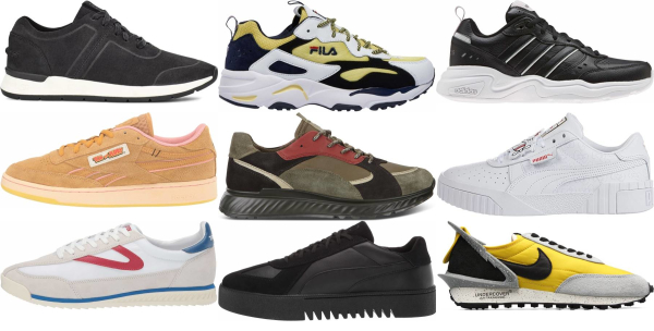 buy retro casual sneakers for men and women