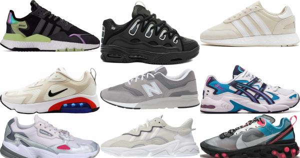 buy retro mesh sneakers for men and women